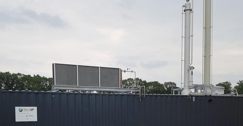 Biomethane with the Bio-UP