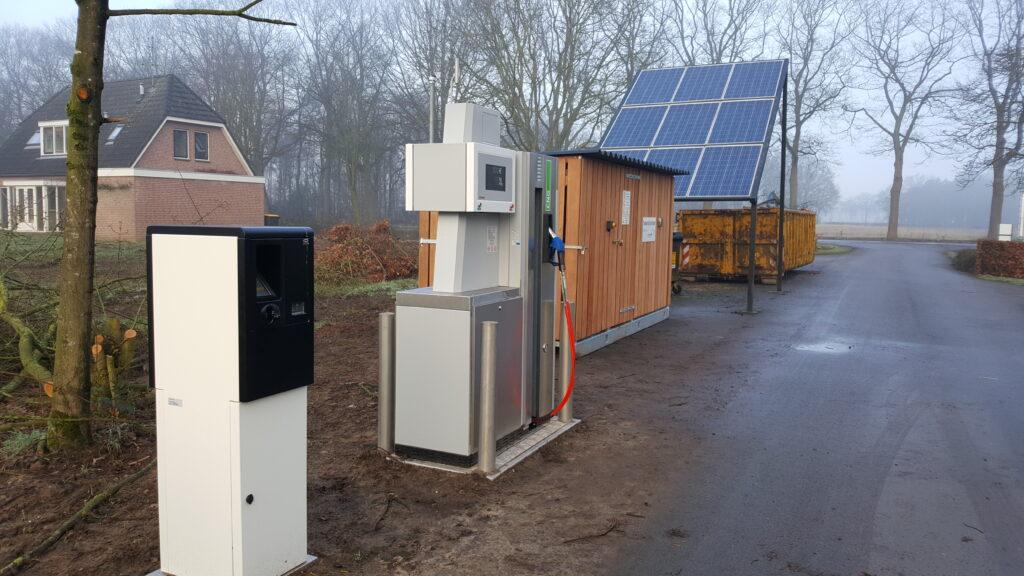 biomethane fuel
